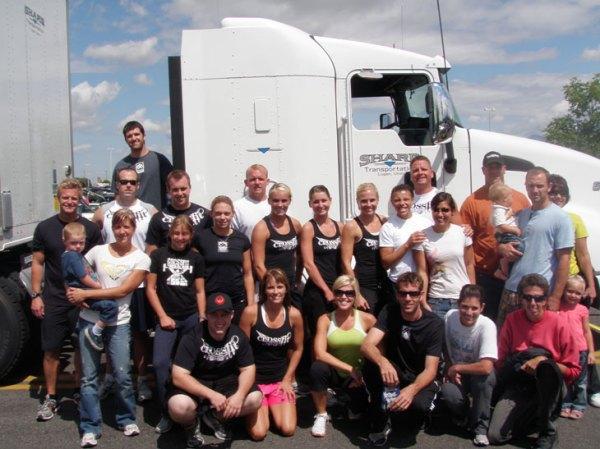CFCV Truck Pull Participants